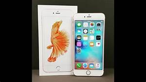 Apple Iphone 6s Plus 32gb Rose Gold Unboxing  Hindi