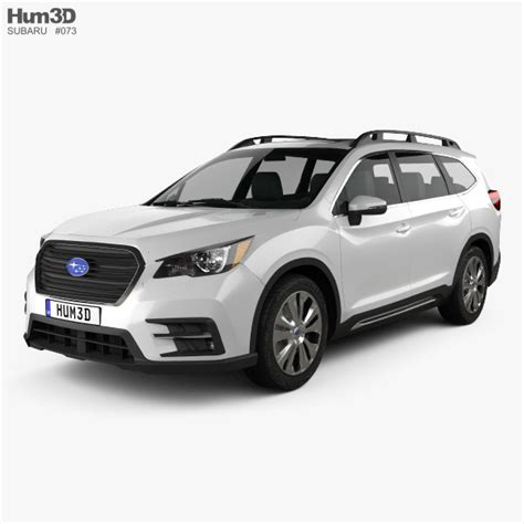 subaru ascent touring   model vehicles  humd