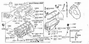 Cylinder - Block  U0026  Uff75 Uff72 Uff99 Uff8a Uff9f Uff9d For 1991