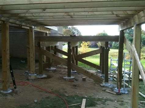 lifting a 1000lb spa to a 7 foot high deck page 2 decks fencing contractor talk