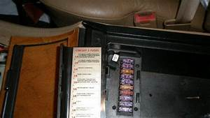 Fuse Panel   3 Position 7 Blown If Its Less Than 5 Amp
