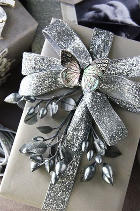 beautiful christmas wrap the 50 most gorgeous gift wrapping ideas