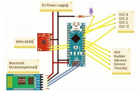 build arduino quadcopter drone step  step diy