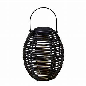 shop kenroy home 8 in x 9 in black resin led light outdoor With decorative outdoor lighting at lowes