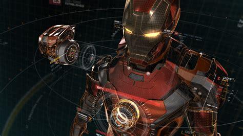 Foto Iron Man Hd
