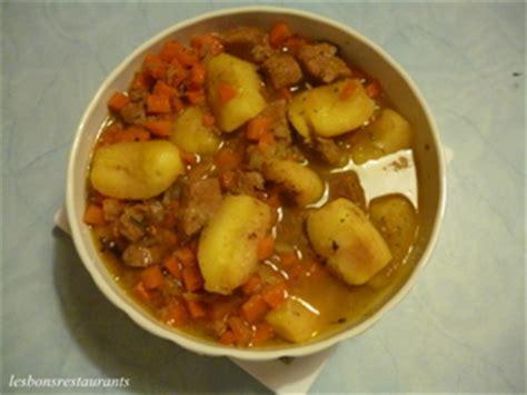 cuisiner sauté de porc sauté de porc aux pommes et au cidre recette iterroir