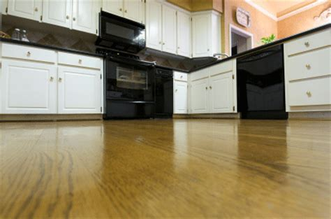 Cleaning Kitchen Floors   Naturally Bubbly