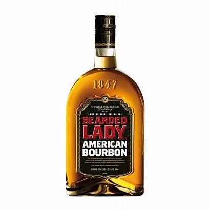 Bearded Lady Bourbon Spirits Treasures