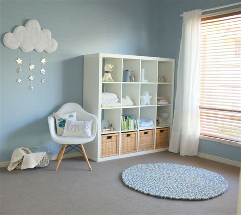 d馗oration chambre principale décoration chambre bébé garçon en bleu 36 idées cool
