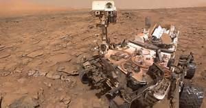Les roues de Curiosity sur Mars commencent à le lâcher