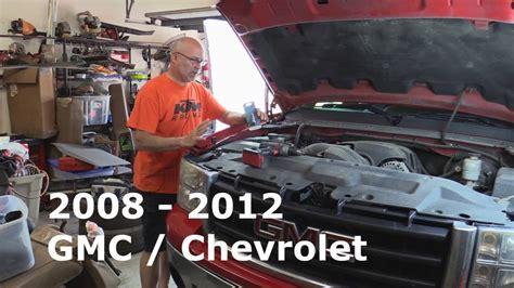 gmc chevrolet truck head light replacement