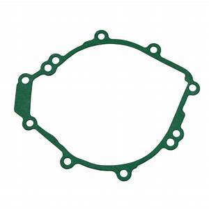 Lopor Motorcycle Stator Engine Cover Gasket For Yamaha