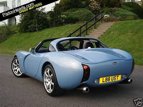 Tvr Tuscan Mk1 With Mk2 Body