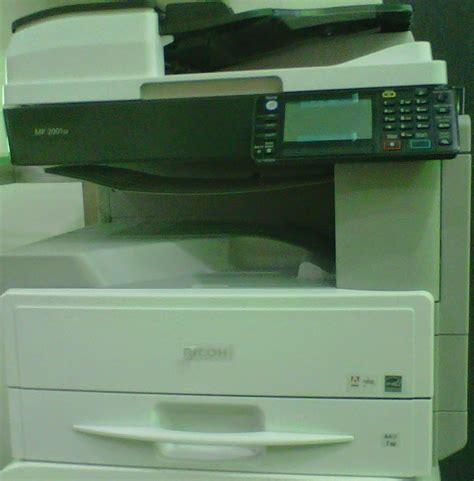 Mesin Fotocopy Ricoh Mp C5503sp mesin fotocopy black white multi function ricoh mp 2001l