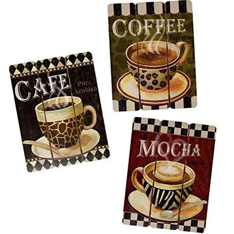 Coffee Decorations For Kitchen Amazoncom