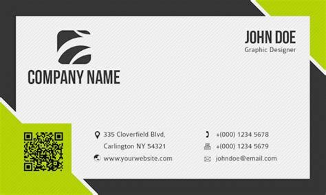 10 Business Card Templates (psd) Qr Code Business Card Software Reader Apk Abbyy Error 258 Cheap Cards Small Quantity Visiting Printing Singapore Quote On Photo Studio Psd Best App For Iphone 6