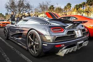 EXOTIC: The 10 fastest 1/4 mile production cars - Cars247