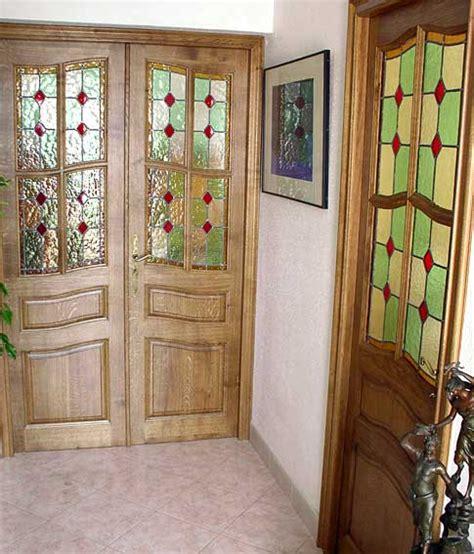 immeuble de bureau vitraux creation architecture vitrail carlo roccella
