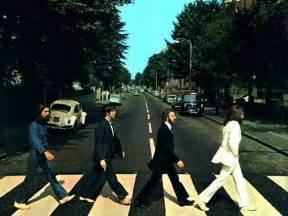"33° Of Sound: Album Art: The Beatles ""Abbey Road"""