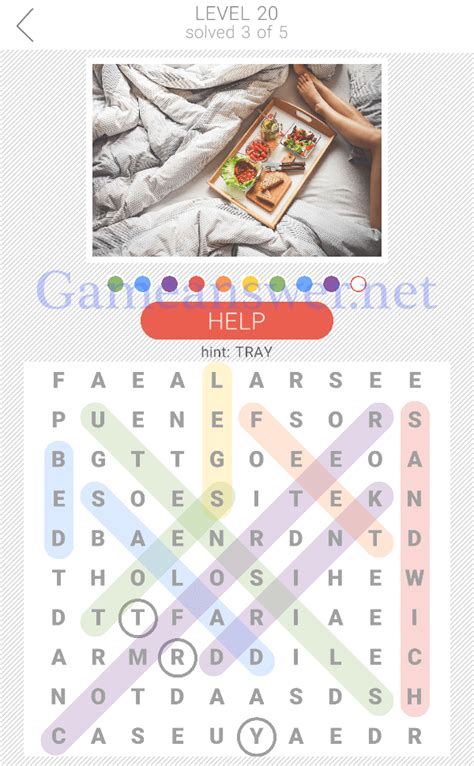word search level  answers  hints game answer