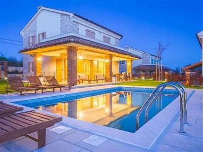 Villa Pool Kras Luxury Homeaway Ladies Kroatien