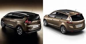 Renault Scenic 3 : renault grand scenic iv vs grand scenic iii ~ Gottalentnigeria.com Avis de Voitures