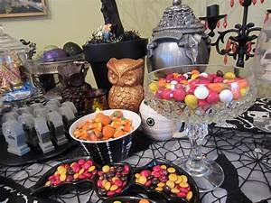 Decoration Cuisine Halloween