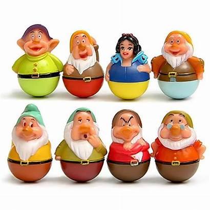 Snow Toys Seven Dwarfs Figures Figure Action
