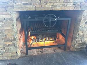Fireplace Grill- Fine Asado Cooking