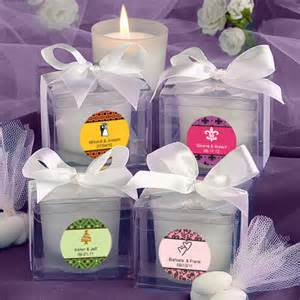 theme wedding favors personalized wedding theme candle favors