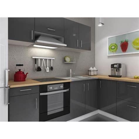 ikea meuble d angle cuisine mcd cuisine complete 280 cm laqué gris cosy pas cher