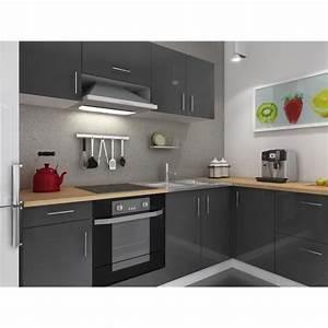 Cuisine D Angle Complète : cuisine complete angle cuisine en image ~ Teatrodelosmanantiales.com Idées de Décoration