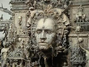 Kris Kuksi - The Art of The Macabre   Sculpting   ARTBoom