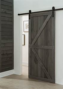 designing with millwork With barn style shed doors