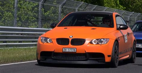 This Is How A 720 Hp G-power Bmw M3 Sounds Like