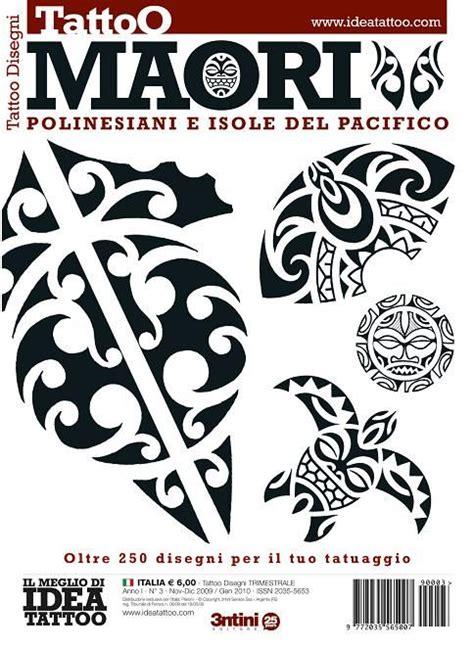 Book of Polynesian Maori Tattoos  Italy Tattoo Book for