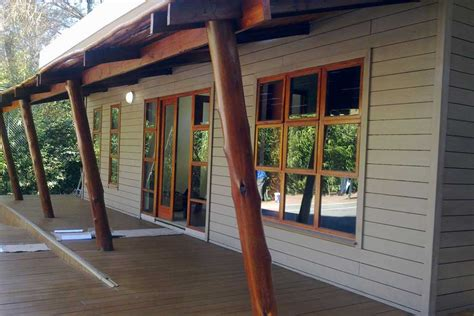 trugrain composite siding coastal forest products