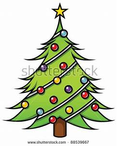 Christmas Tree Cartoon Stock Images, Royalty-Free Images ...