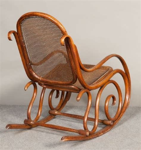 thonet bentwood rocking chair 119866 sellingantiques co uk