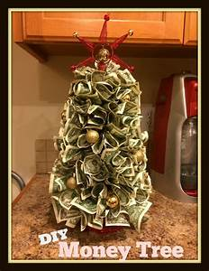 DIY Christmas: Money Tree, a creative cash gift ...