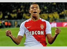 Kylian Mbappe to Man United Monaco receive £110m bid for