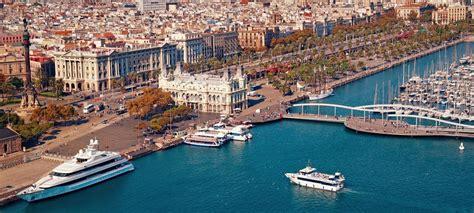 barcelone premier port de croisi 232 re d europe