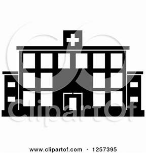 Royalty-Free (RF) Clipart of Hospital Buildings ...