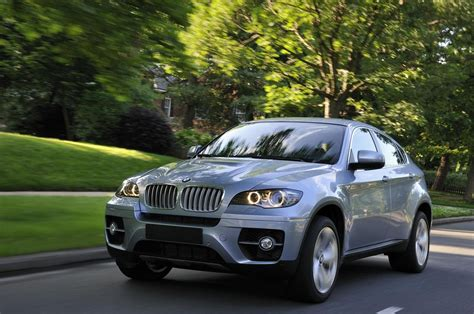 2010 Bmw Activehybrid X6 Review  Top Speed