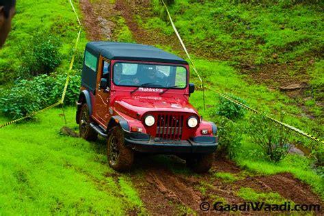 mahindra jeep 2017 100 mahindra jeep thar 2017 2017 mahindra thar fest