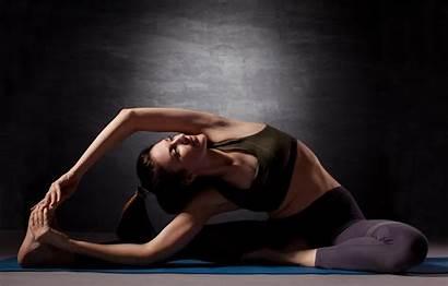 Yoga Stretching Pose Flexible Wrong Bendy Sportswear