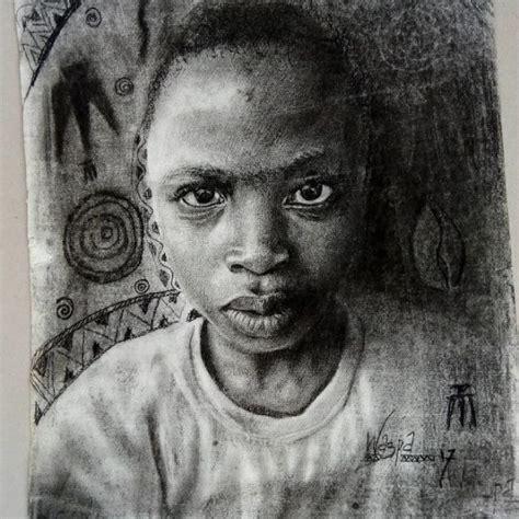 year  kid  nigeria creates hyperrealistic