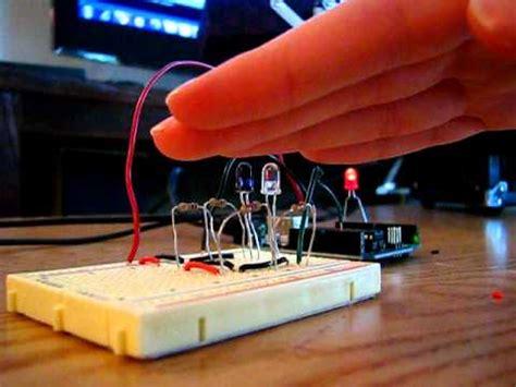Arduino Emitter Detector Youtube