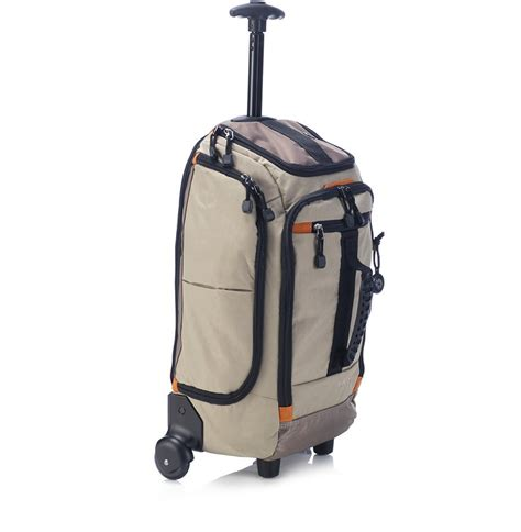 Cabin Trolley Backpack by Compass Point Trolley Backpack Backpack Trolley Bag