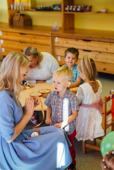 Pirmais septembris - Pirmsskola